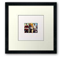 GTA 5 Framed Print