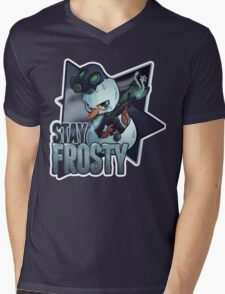 Stay Frosty (OFFICIAL) Mens V-Neck T-Shirt