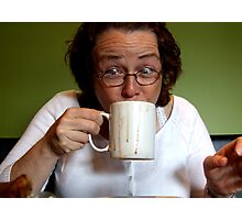 Got Caffeine? Photographic Print