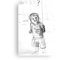Where is Q22? Canvas Print