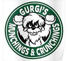 Gurgi's Munchings & Crunchings Poster