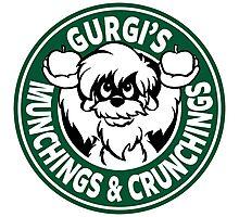 Gurgi's Munchings & Crunchings Photographic Print