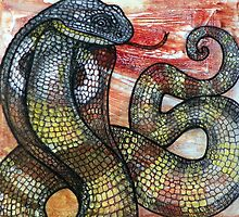 King Cobra by Lynnette Shelley