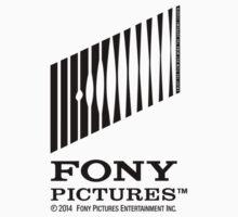 SONY/FONY Pictures Parody (BLACK) by BroadcastMedia