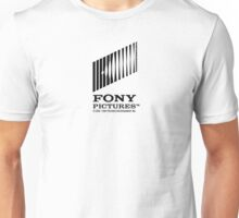 SONY/FONY Pictures Parody (BLACK) Unisex T-Shirt