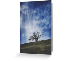 I'll Still Be Standing Here Greeting Card