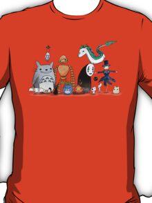 Ghibli Friends  T-Shirt