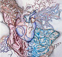 Cardiac Atlantic by Alexa Del Piano