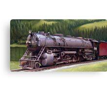 Engine #600 Canvas Print