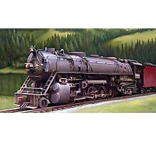 Engine #600 Photographic Print