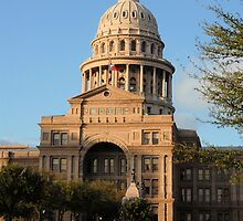 The state capital of Texas by Ed Michalski