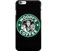 Woody's Coffee iPhone Case/Skin