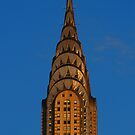 Chrysler Building by barkeypf