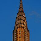 Chrysler Building by barkeypf