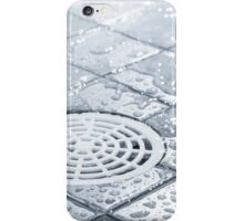Water consumption iPhone Case/Skin