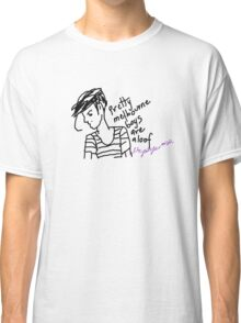 'Pretty Melbourne Boys are Aloof' Classic T-Shirt