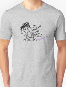 'Pretty Melbourne Boys are Aloof' Unisex T-Shirt
