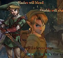 Blades Will Bleed by andreatreitman