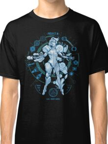 PROJECT M - Blue Print Edition Classic T-Shirt