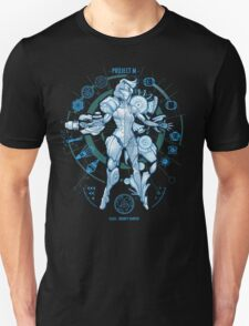 PROJECT M - Blue Print Edition Unisex T-Shirt