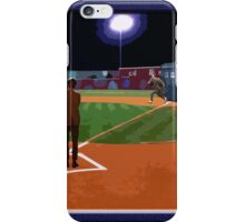 Dr. Who's on First Base iPhone Case/Skin