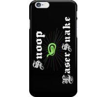 Snoop Laser Snake iPhone Case/Skin