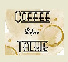 COFFEE!!!! by lblnana