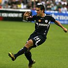 Adrian Caceres for Melbourne Victory  by Mirko Mujica