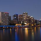 Melbourne City by Zeevat Tuladhar