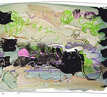 untitled 2007 19x13 in by annette labedzki