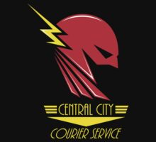Central City Courier Service by JRBERGER
