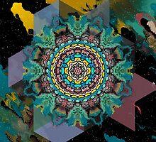 Cubic Nebula by Jason Tudor