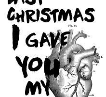 Last christmas. by Gerard López Pie