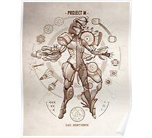 PROJECT M - Da Vinci Edition Poster