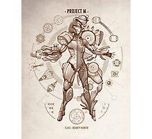 PROJECT M - Da Vinci Edition Photographic Print