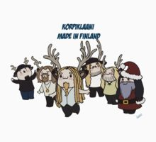Korpiklaani, made in Finland. Kids Clothes