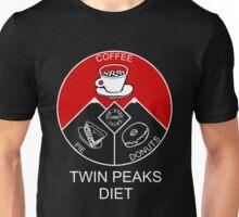Twin Peaks Diet Unisex T-Shirt