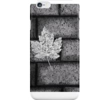 staggered  iPhone Case/Skin