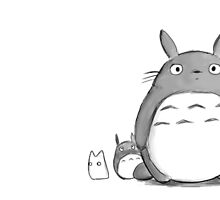 My Neighbor Totoro by eintirb
