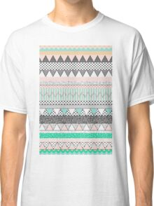 Tribal blue Classic T-Shirt