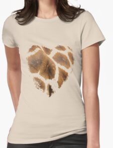 Love Skin Womens Fitted T-Shirt