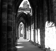 Whitby Abbey II by JoLennox
