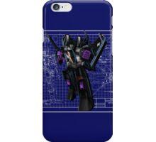 Masterpiece Skywarp iPhone Case/Skin