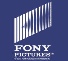 SONY/FONY Pictures Parody (WHITE) by BroadcastMedia