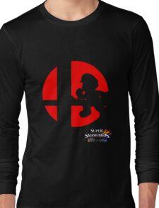 Super Smash Bros - Mario Long Sleeve T-Shirt