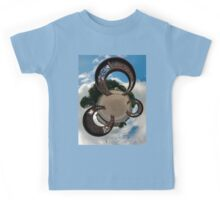 Lifford Coins, County Donegal Kids Tee