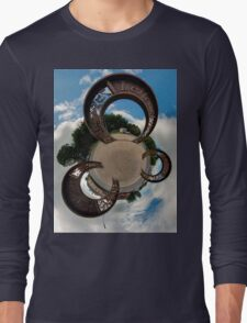 Lifford Coins, County Donegal Long Sleeve T-Shirt