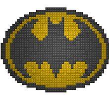 Lego Bat Signal by Twagger