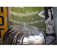 Graffiti_3 Photographic Print