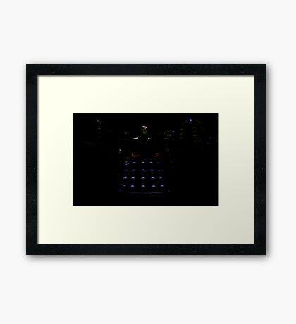 The Return Framed Print